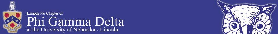 Phi Gamma Delta, Lambda Nu